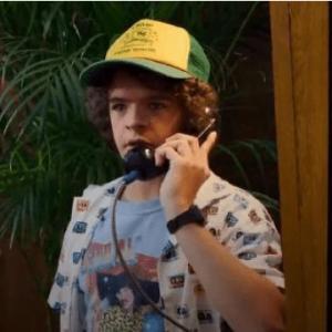 Dustin Henderson Season 3 Shirt