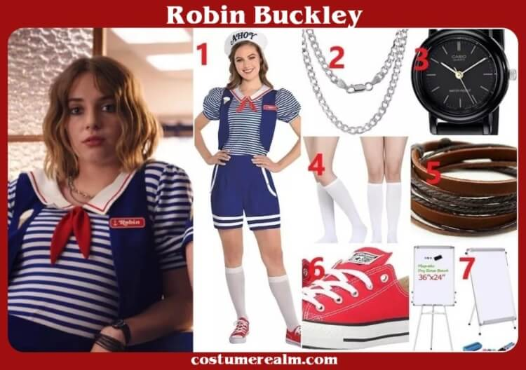 Robin Buckley Costume