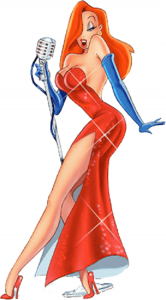 Jessica Rabbit Outfits