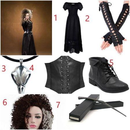 Bellatrix Costume Guide