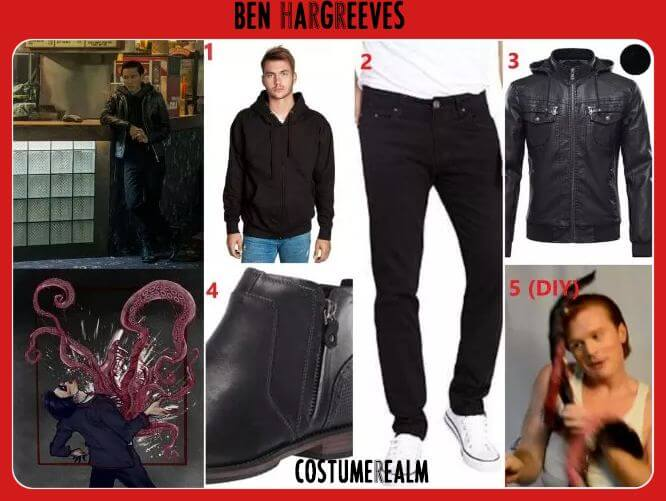 Ben Hargreeves Outfits