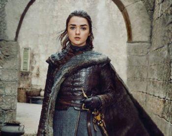 Arya Stark Season 8 Outfits