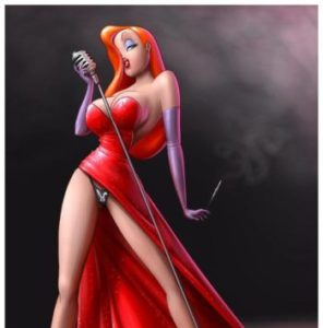 Jessica Rabbit Costume
