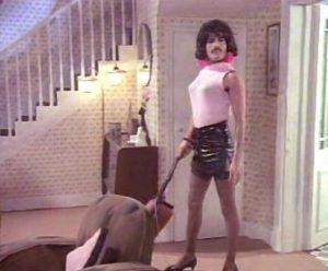 Freddie Mercury I Want to Break Free Outfits