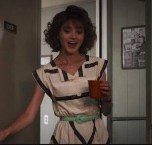 Nancy Wheeler Season 3 Outfits