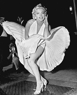Marilyn Monroe Costume Guide