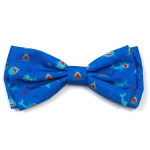Shark Attack Bow Tie for Pets