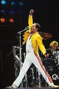 freddie mercury yellow jacket costume