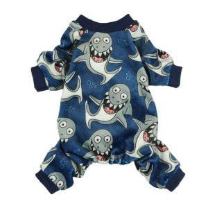 Pet Shark Pajama
