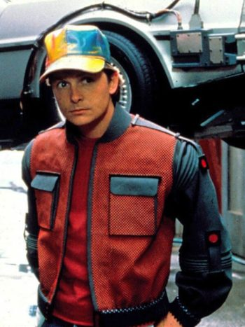 Marty McFly Future Outfits