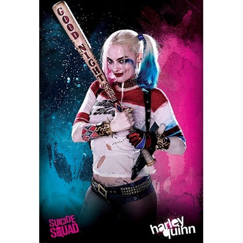 Dress Like Harley Quinn