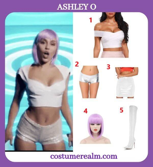 Diy Ashley O Costume