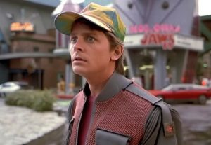 Marty McFly Costume 1
