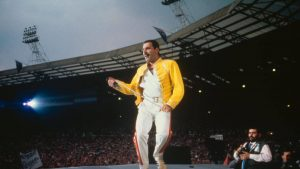 Story of Freddie Mercury's Yellow Jacket