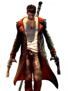 Dress Like Dante from Devil May Cry