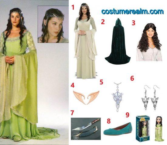 Dress Like Arwen