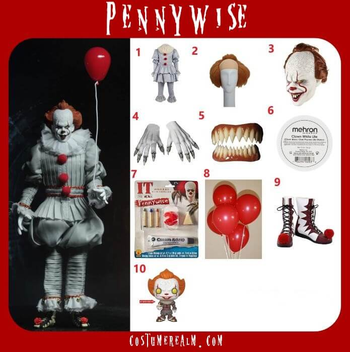 Dress Like Pennywise