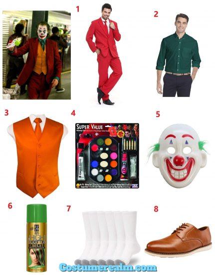 2019 Joker Costume
