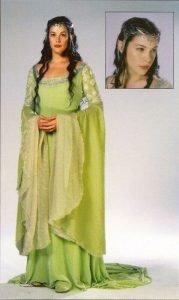 Arwen Halloween Costume