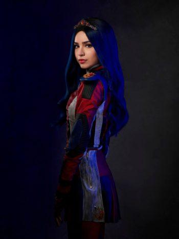 Evie Descendants 3 Costume