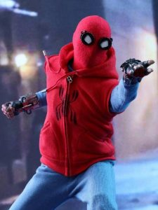 Spiderman Homecoming Halloween Costume