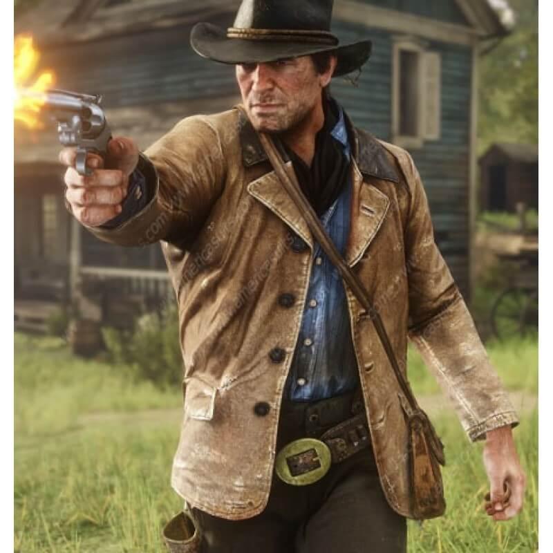 Red Dead Redemption 2 Arthur Costume (US , UK), DIY