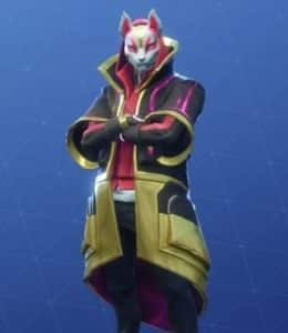 Fortnite Drift Costume