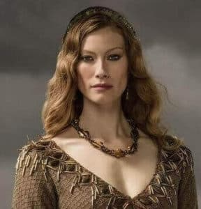 Princess Aslaug Costume