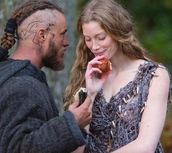 Ragnar and Aslaug