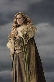 Princess Aslaug Halloween Costume