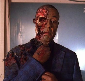 Gus Fring Death Costume
