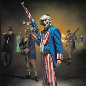 Uncle Sam Halloween Costume 2020  (The Purge) 1
