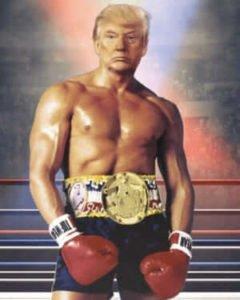 Rocky Trump Costume