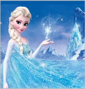 Dress Like Elsa The Snow Queen