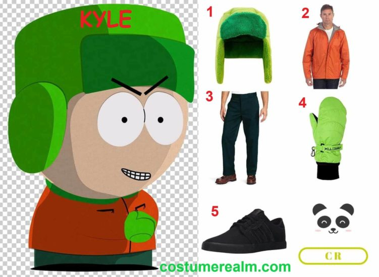 How To Dress Like Kyle Broflovski