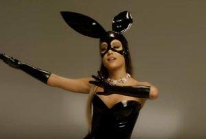 Ariana Grande Bunny Costume