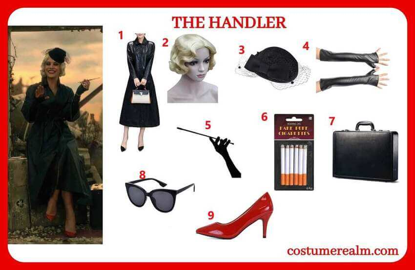 How To Dress Like The Handler