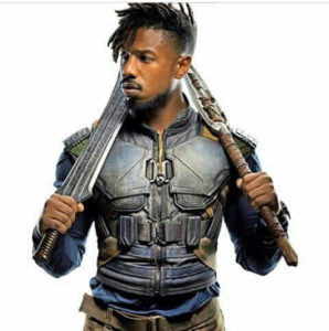 Dress Like Erik Killmonger