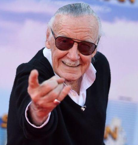 Dress Like Stan Lee