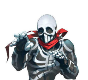 Dress Like Skullomania