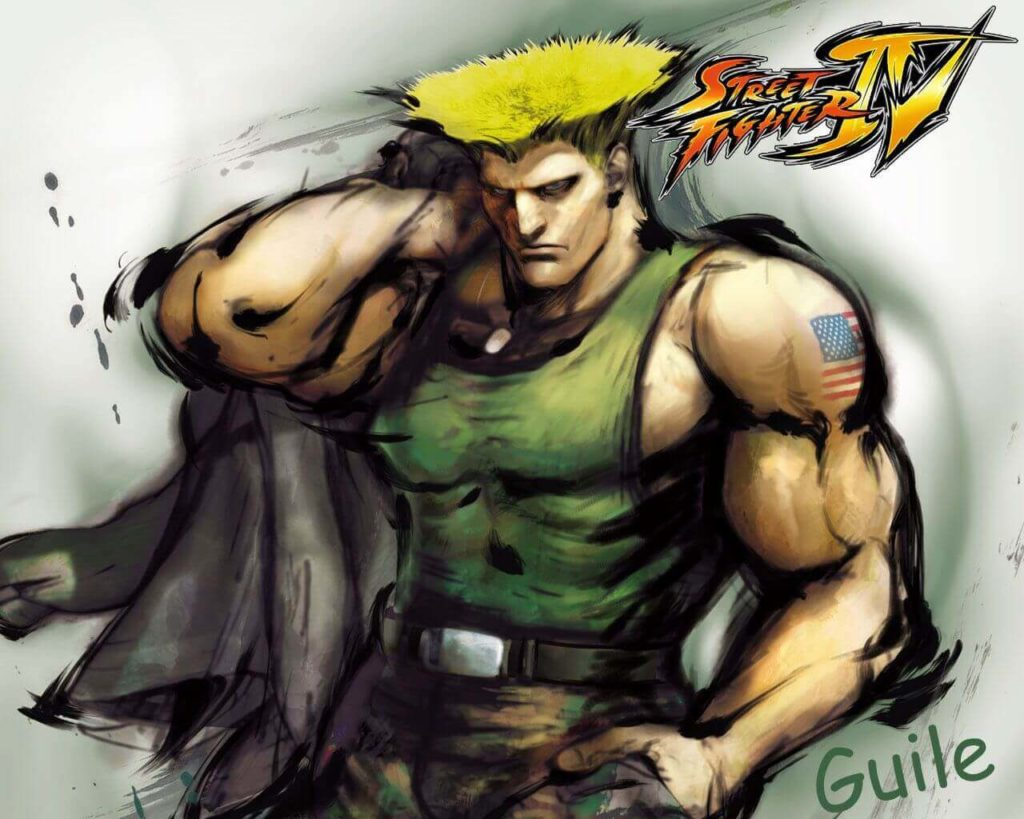 Dress Like Guile