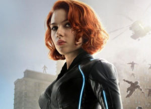 Dress Like Black Widow