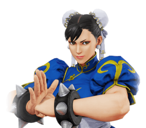 Dress Like Chun-Li