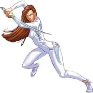Colleen Wing Outfits