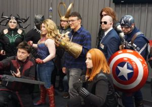 Marvel Cosplay Costume
