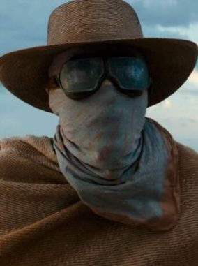 Dress Like Caliban From Logan Cinematic Universe