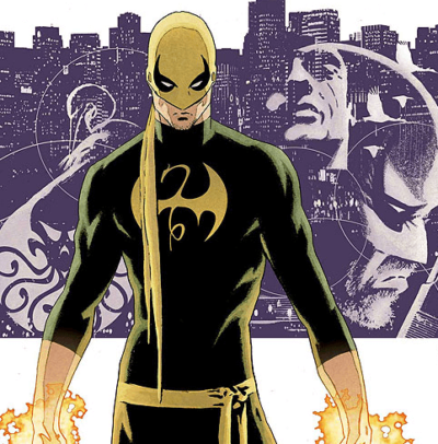 Dress Like Iron Fist