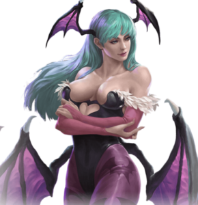 Dress like Morrigan Aensland Costume