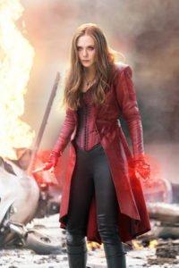 Dress Like Scarlet Witch
