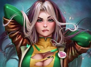 Dress Like Rogue